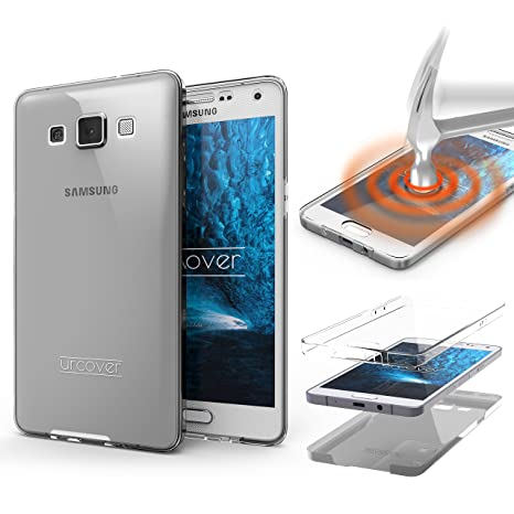 custodia samsung a5 2015 silicone