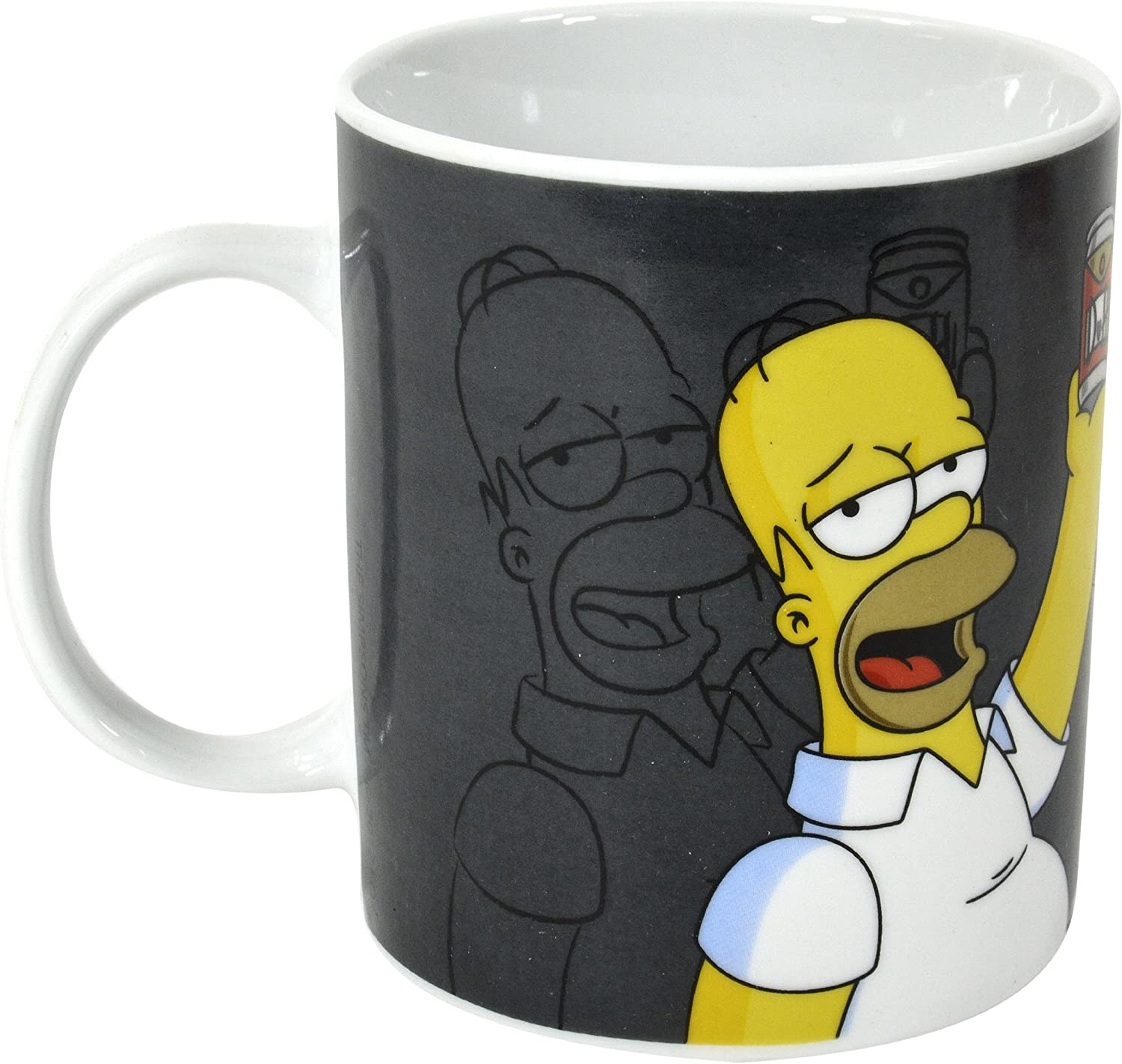 United Labels 0118249 XXL Tasse The SimpsonsWoman are like