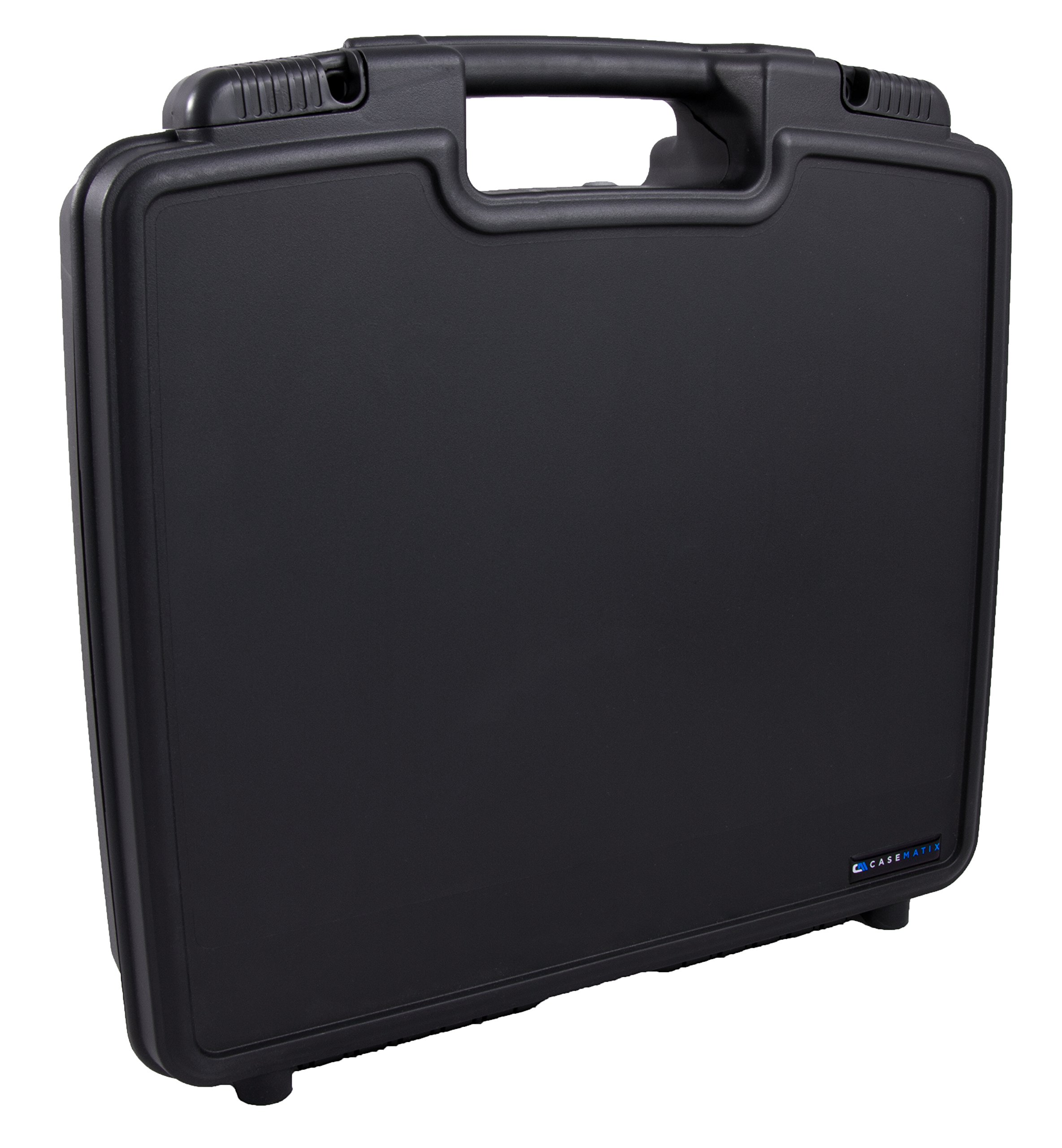 CASEMATIX Protective Hard Travel Case Fits Native Instruments Maschine Mikro Mk3 Drum Controller - Impact Protection, Dense Padded Foam by CASEMATIX (Image #3)