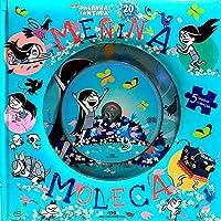 Menina Moleca: Livro Quebra-Cabeça com CD
