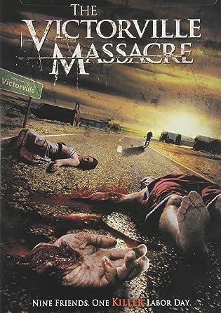 Victorville Massacre DVD 2011 Region 1 US Import NTSC