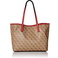 Guess Damen Vikky Tote, 32.5x27x15 Centimeters