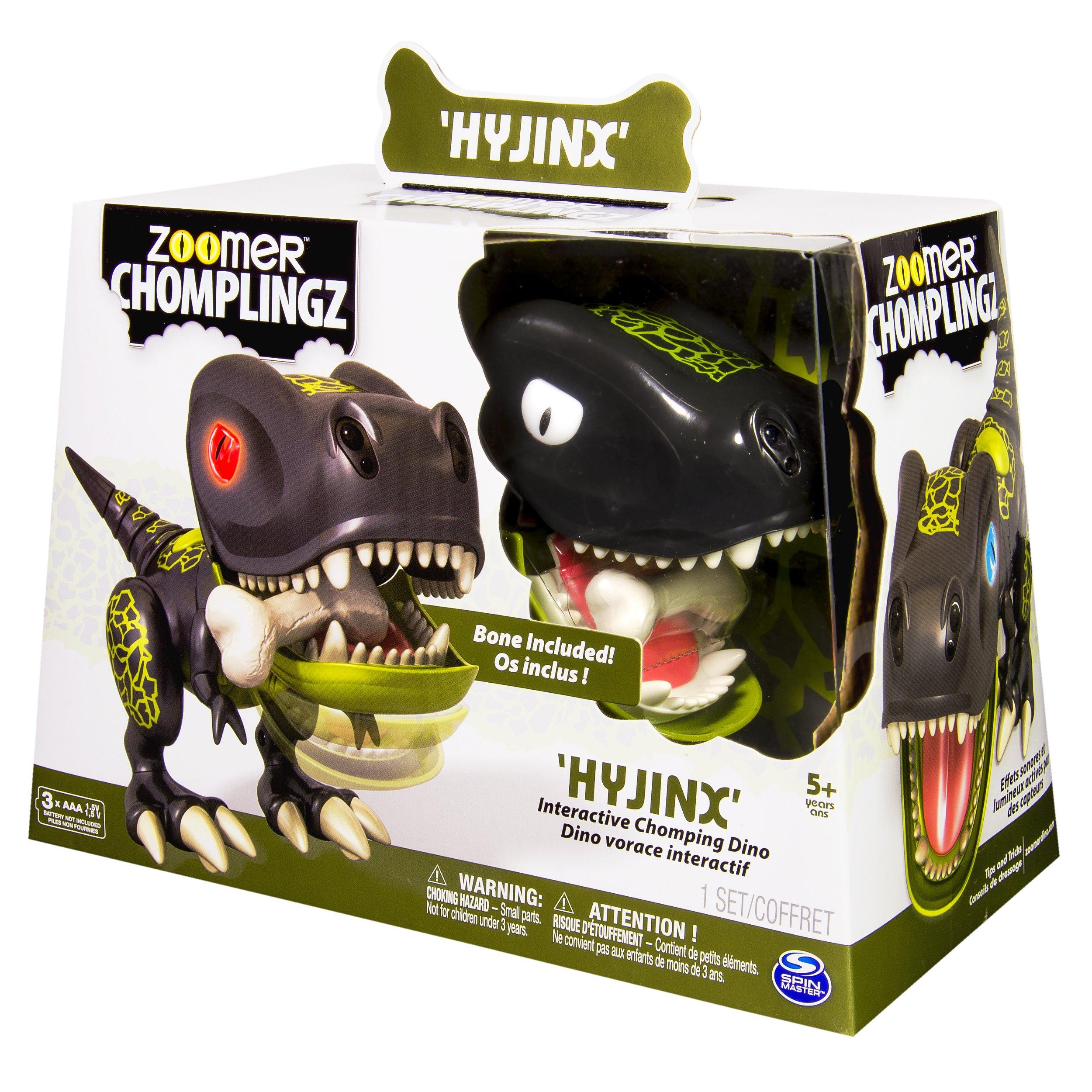 Zoomer Chomplingz - Hyjinx Interactive Dinosaur by Zoomer (Image #3)