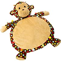 Taggies Dazzle Dots Monkey Toy, Baby Mat