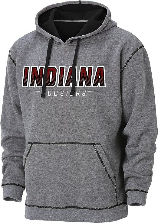 OTS NCAA Adult Mens NCAA Mens Fleece Hoodie