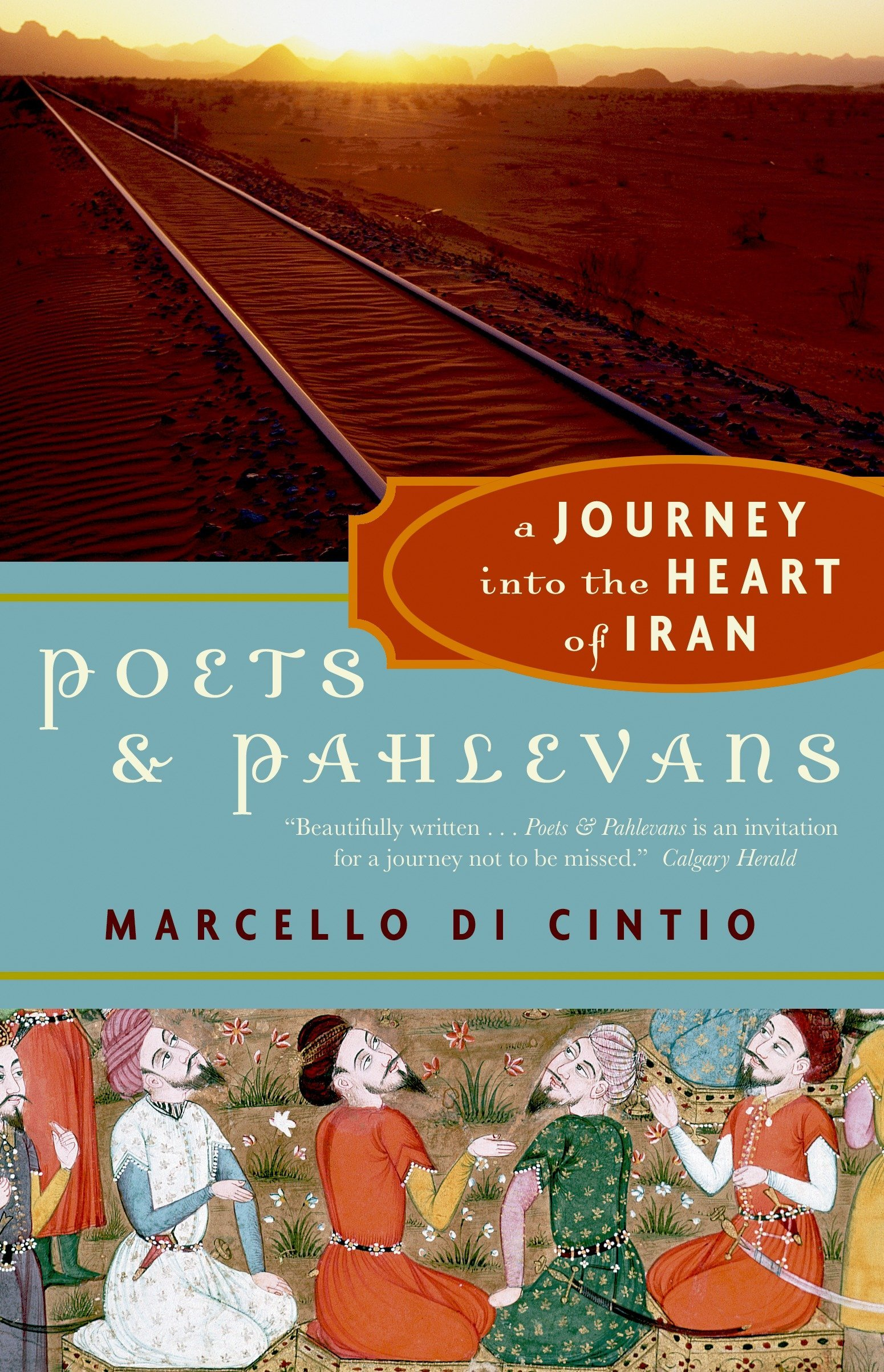 Download Poets and Pahlevans: A Journey into the Heart of Iran (Myths) pdf epub