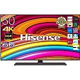 ハイセンス Hisense 50V型 4Kチューナー内蔵液晶テレビ レグザエンジンNEO搭載 BS/CS 4Kチューナー内蔵 HDR対応 -外付けHDD録画対応(W裏番組録画)/メーカー3年保証-50A6800