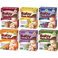 Amazon Best Sellers: Best Baby Snack Foods