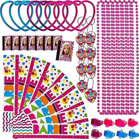 Amazon.com: Barbie Sparkle - Platos desechables para el ...