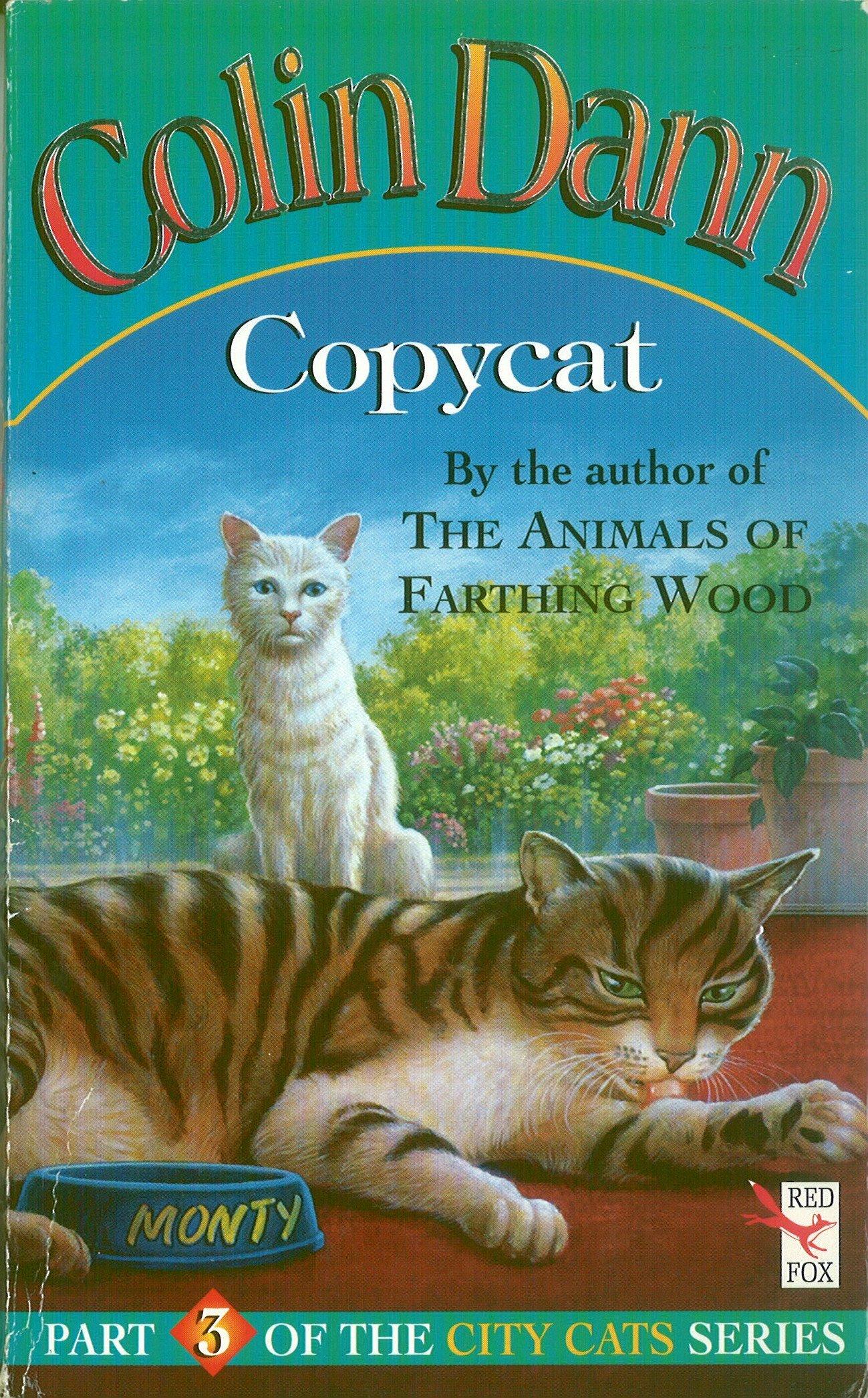 Read Online Copycat ebook