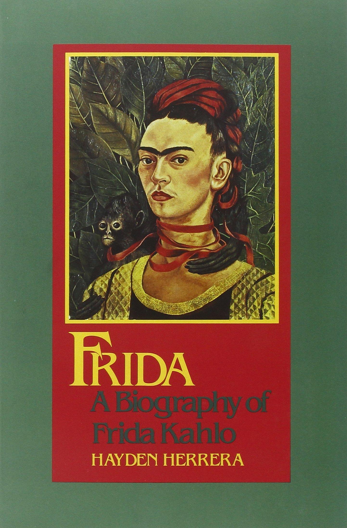 frida kahlo biography book