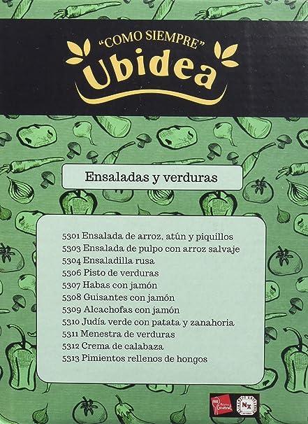 Atún con Tomate - Ubidea - 3 platos