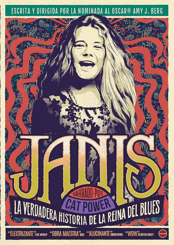 Amazon Com Janis Joplin Little Girl Blue Non Usa Format Pal Import Spain Movies Tv