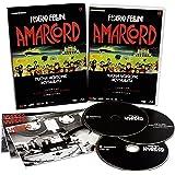 Amarcord - Nuova Versione Restaurata + Fellini: Sono un Gran Bugiardo (2 DVD + 1 Blu-Ray)  (Con 3 Card ed Esclusiva Amazon)