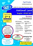 STUDY SET Marrs Pre School Bee - English - Nursery - National level ... For pre purchase queries whatsapp 9820354672