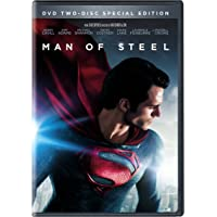 Man of Steel (Two-Disc Special Edition DVD)