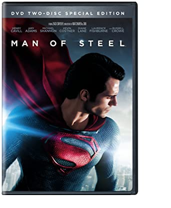 amazon com man of steel two disc special edition dvd henry