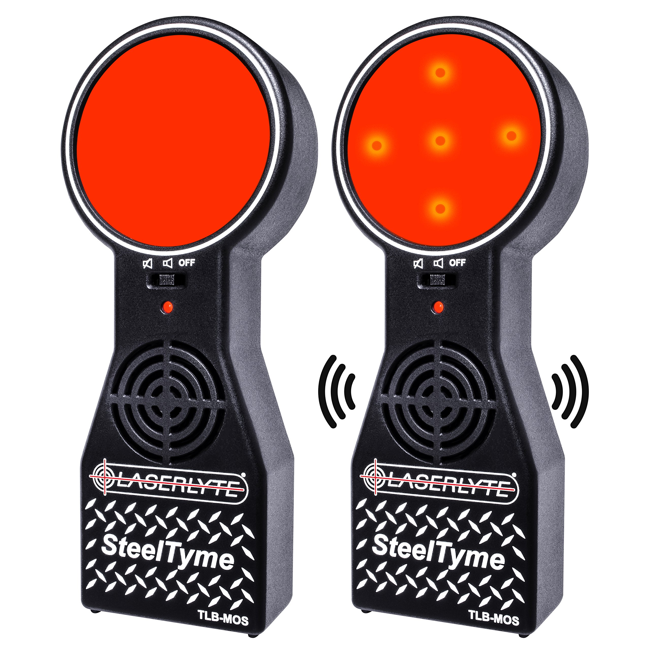 LaserLyte Trainer Target Steel Tyme by LaserLyte