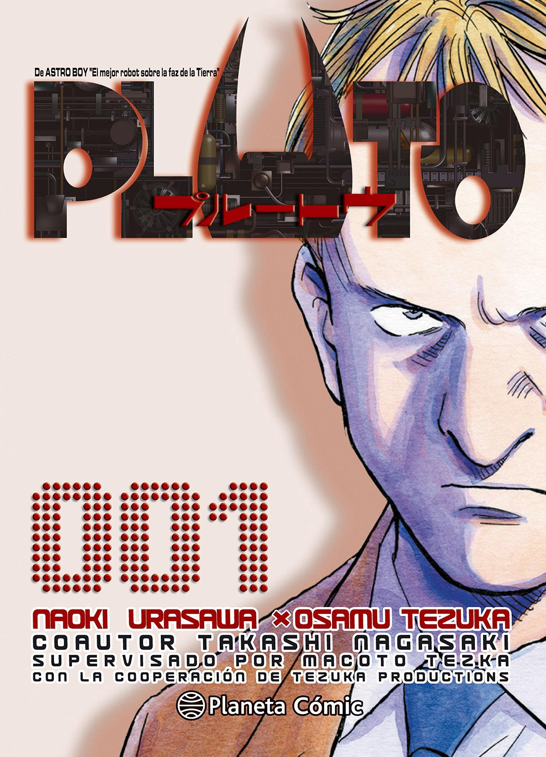 Pluto nº 01/08 (Nueva edición) (Manga Seinen): Amazon.es: Urasawa, Naoki, Tezuka, Osamu, Nagasaki, Takashi, Daruma: Libros