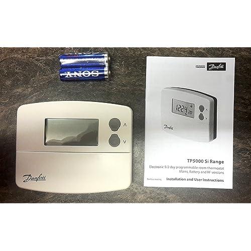 Danfoss Thermostat Amazon