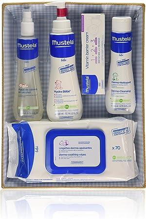 El gel dermo limpiador, específicamente formulado para utilizarlo desde el nacimiento que limpia la