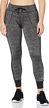 PUMA Women's Explosive Heather 3/4 Mg Active Tights