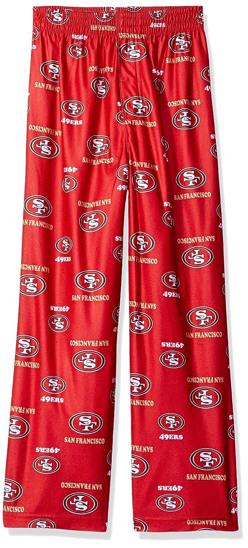 San Francisco 49ers Kinder NFL Logo Pajama Pants Outerstuff