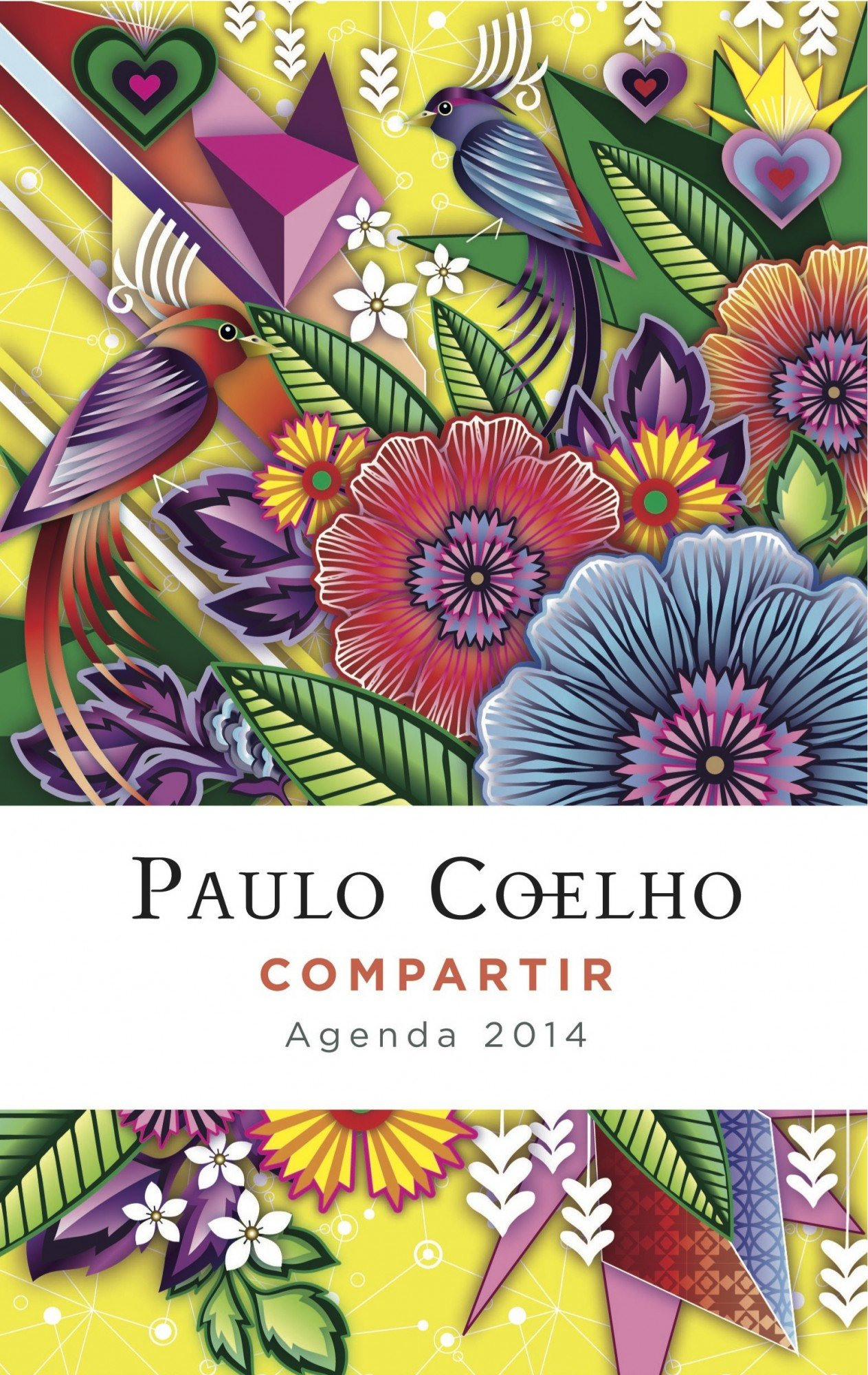 Compartir (Agenda Coelho 2014): Paulo Coelho: 9788408115465 ...