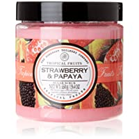 Tropical Fruits Strawberry and Papaya Sugar Scrub 500 g