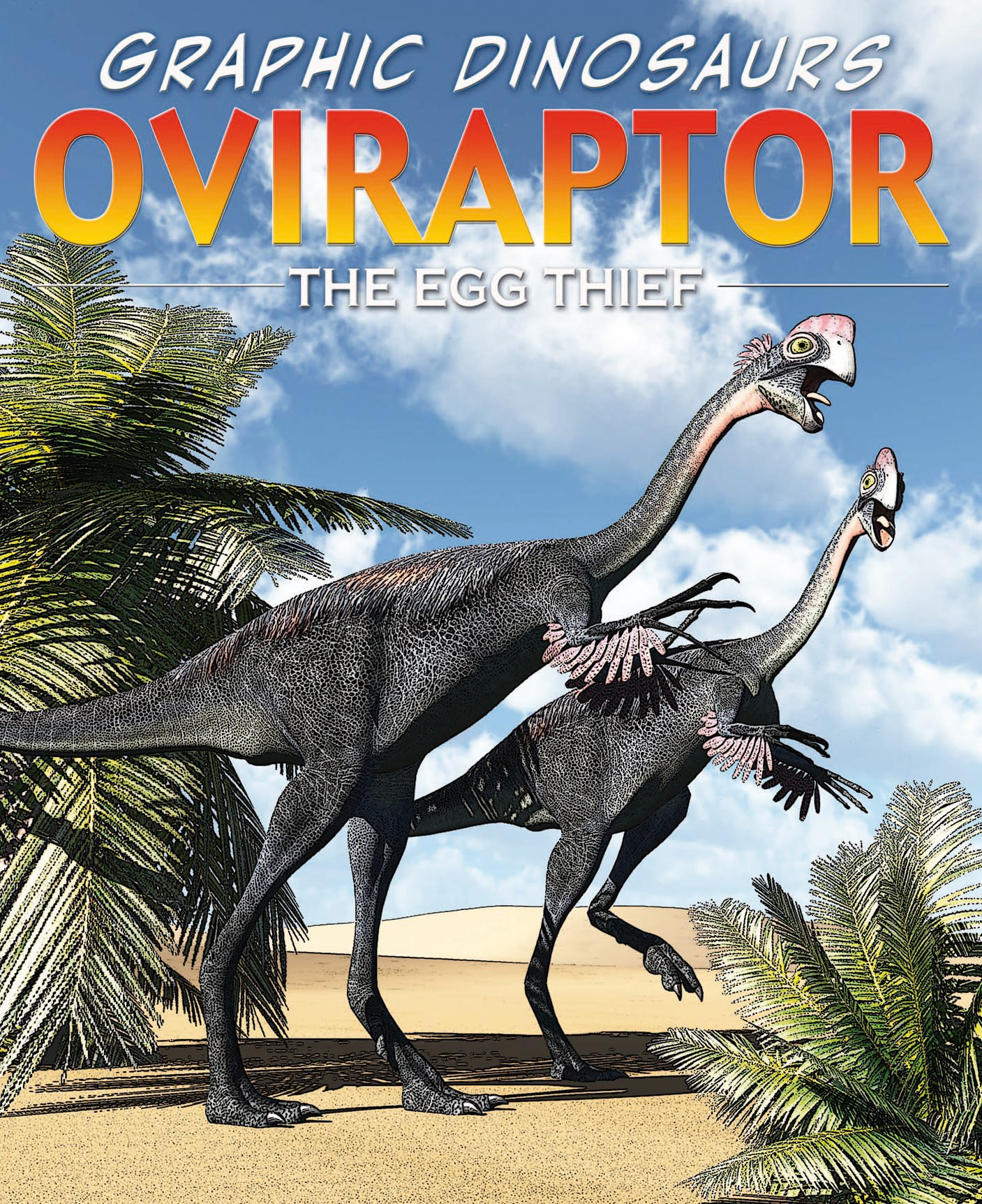 Oviraptor: The Egg Thief (Graphic Dinosaurs) by Powerkids Pr (Image #1)