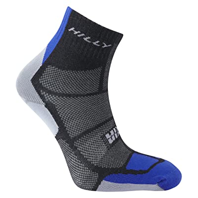 Amazon.com : Hilly Men's Twin Skin Anklet Socks : Clothing