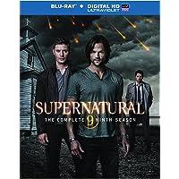 Supernatural: Season 9 [Blu-ray];Supernatural