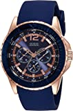 Guess Analog Blue Dial Men's Watch - W0485G1