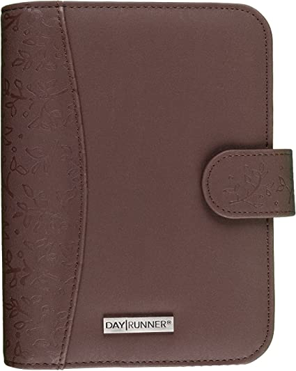 DRN-30720286 Assorted Color Selected For You May Vary Day Runner Harmony Organizer