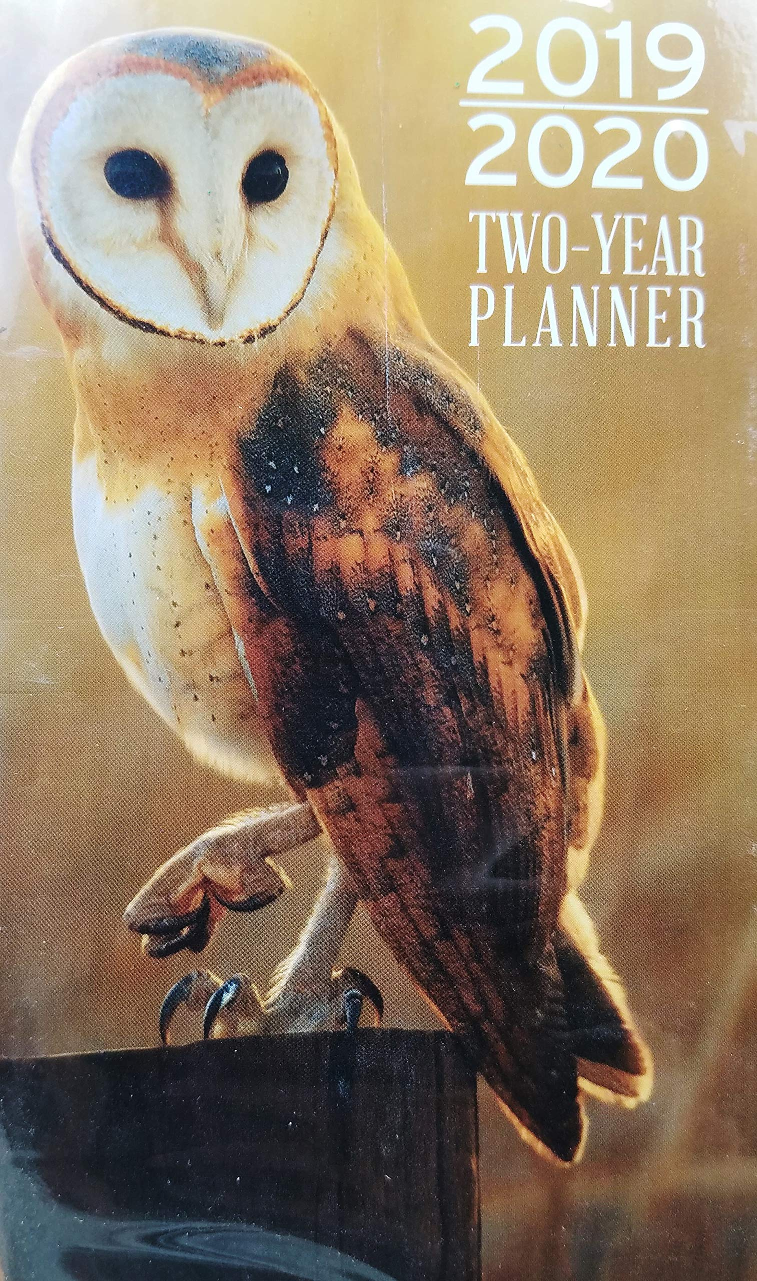 Owl 2019-2020 2 Year Pocket Planner