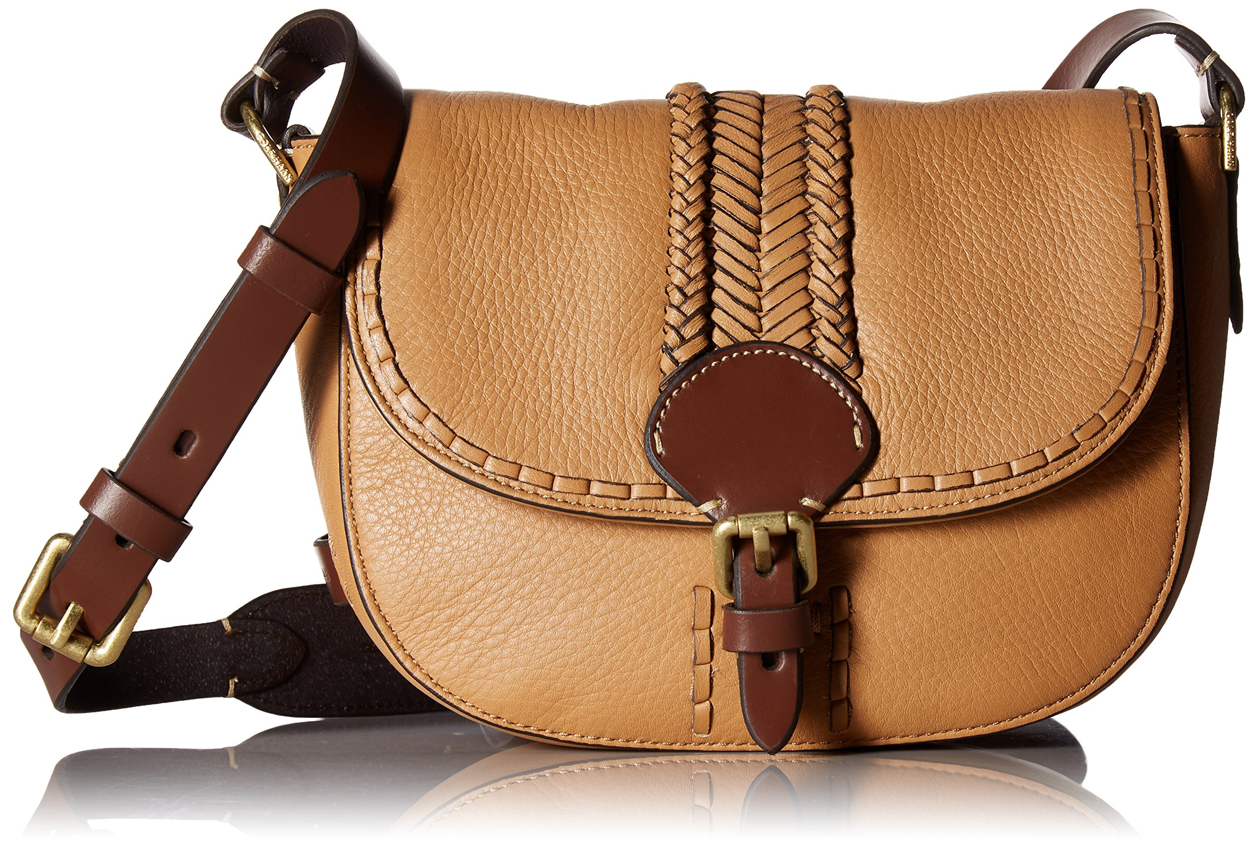 Cole Haan Loralie Whipstitch Mini Saddle by Cole Haan