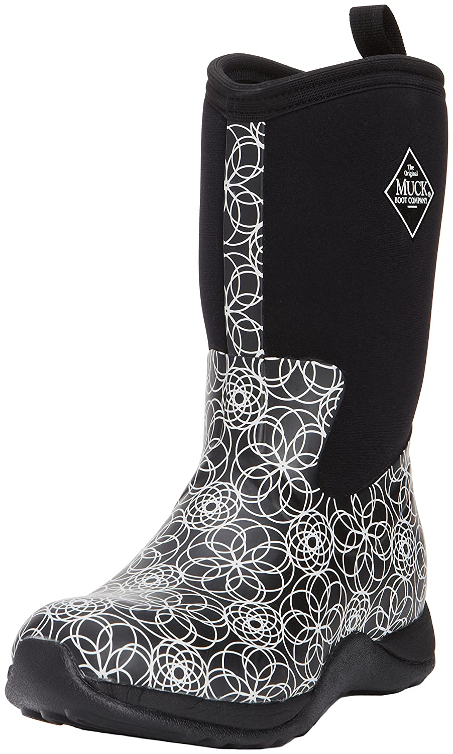 Muck Boot Women's Arctic Weekend Mid Snow B00G2J7HYA 7 B(M) US|Swirl
