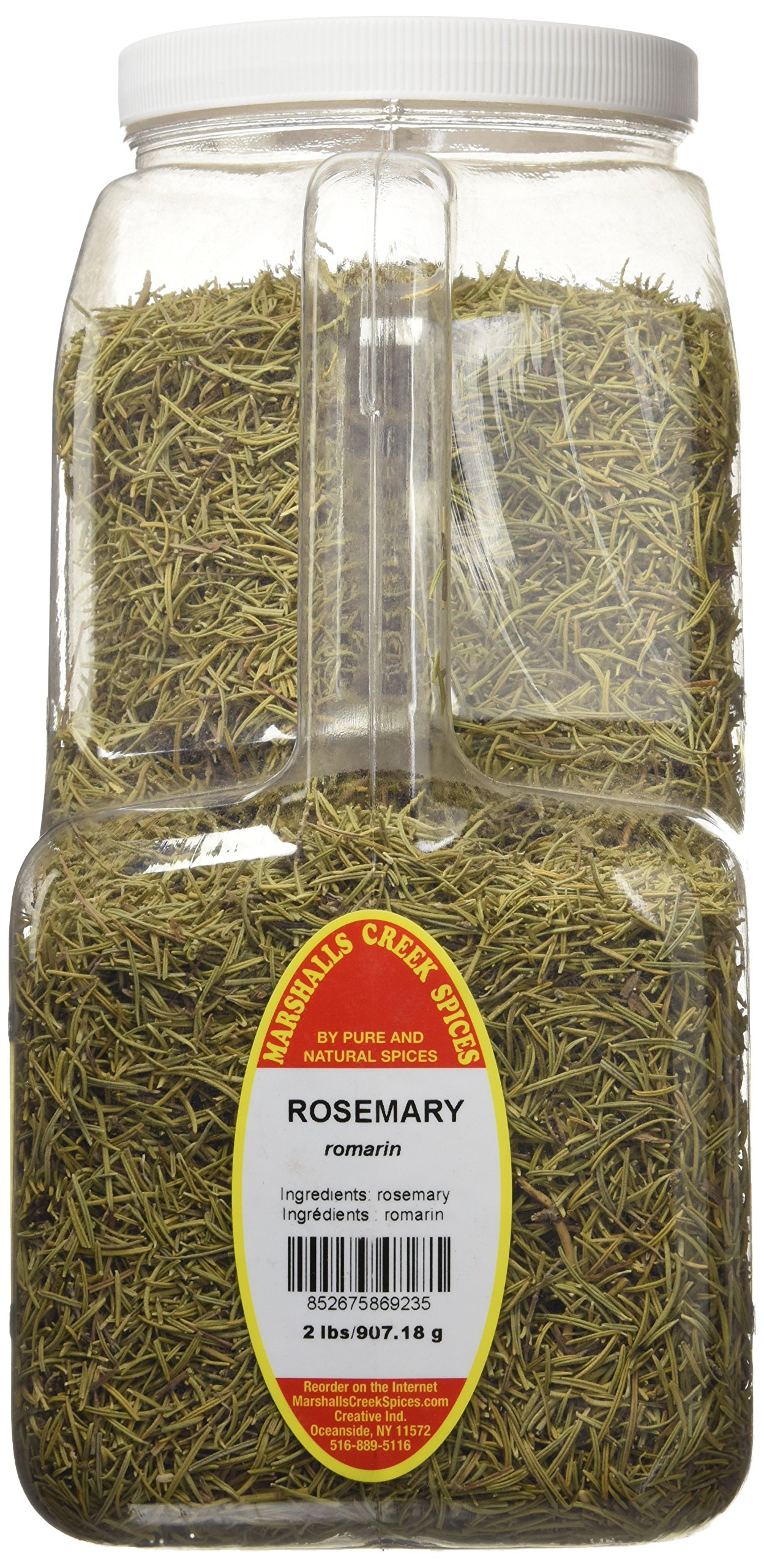 Marshalls Creek Spices Rosemary, XX-Large, 2 Pound by Marshall's Creek Spices