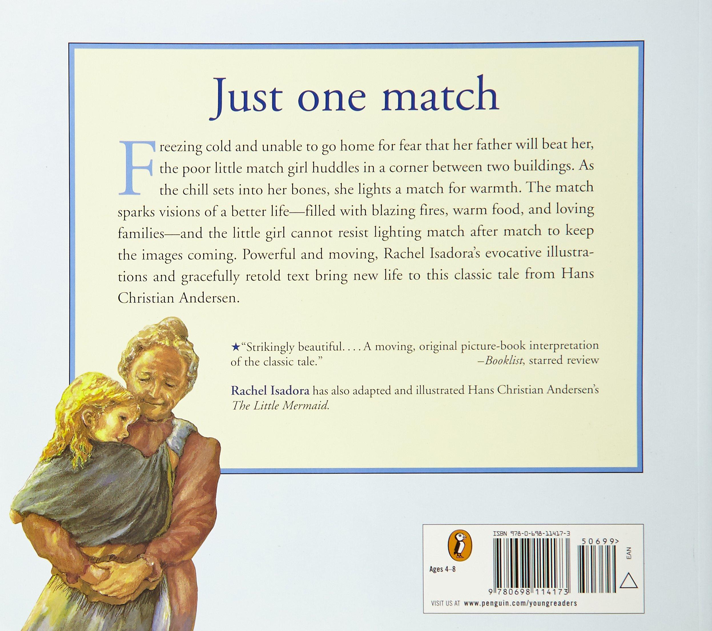 the little match seller short story