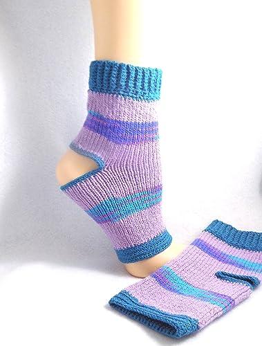 Amazon Barefoot Sock Comfy Yoga Sock Flip Flop Socks Open