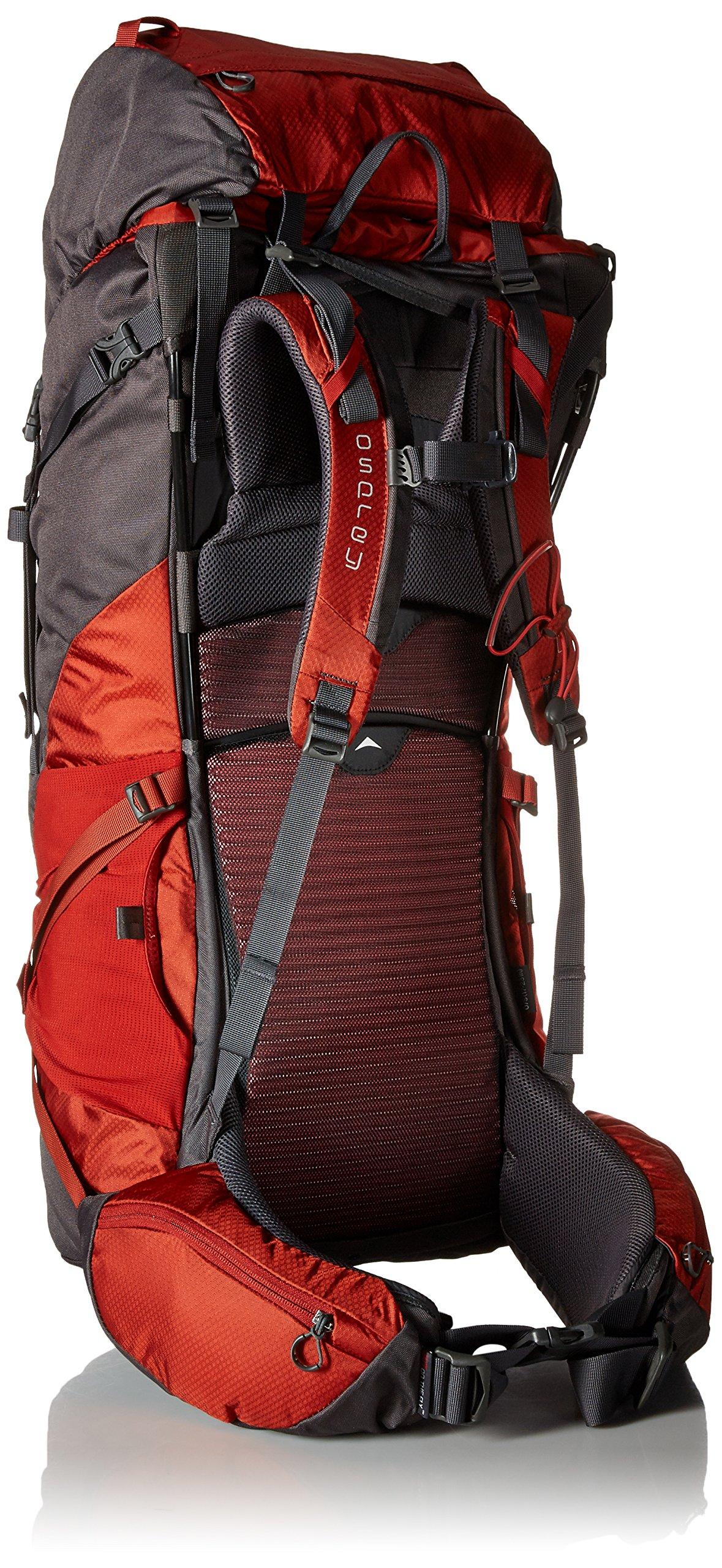 Osprey Packs Volt 60 Backpack, Carmine Red