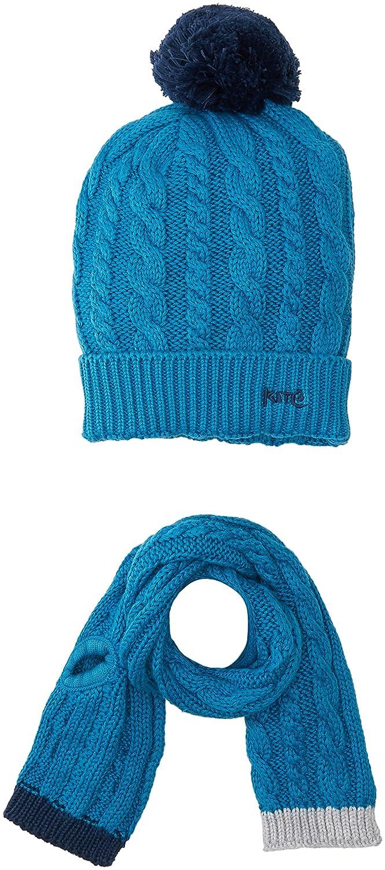 kite hat and scarf set ensemble bonnet charpe et gant. Black Bedroom Furniture Sets. Home Design Ideas