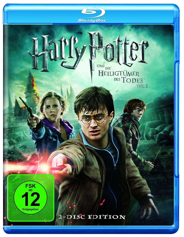 Amazon Com Harry Potter Und Die Heiligtumer Des Todes Teil 2 Movies Tv