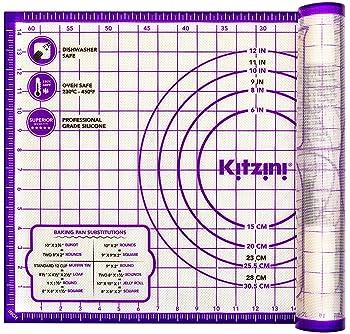 Kizini Silicone Pastry Board