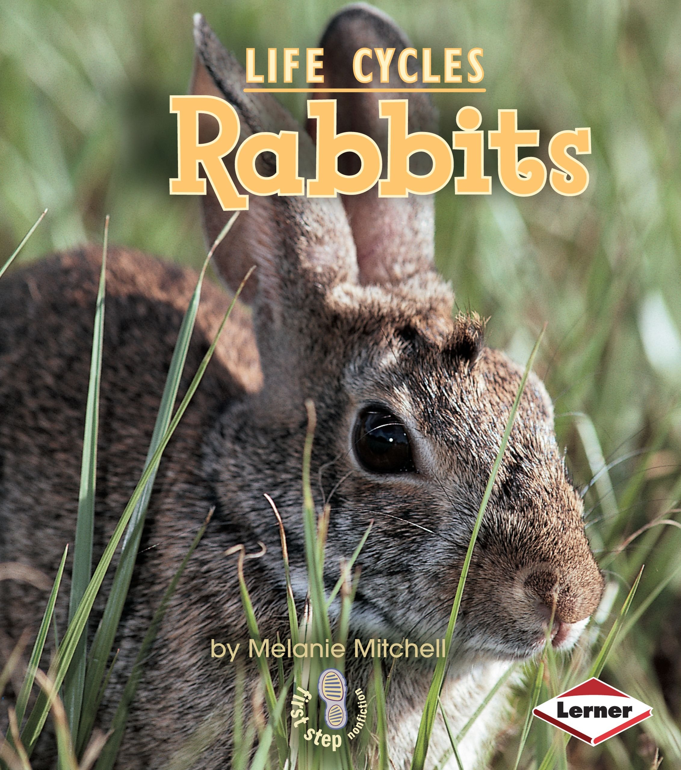 Read Online Rabbits (First Step Nonfiction (Paperback)) pdf