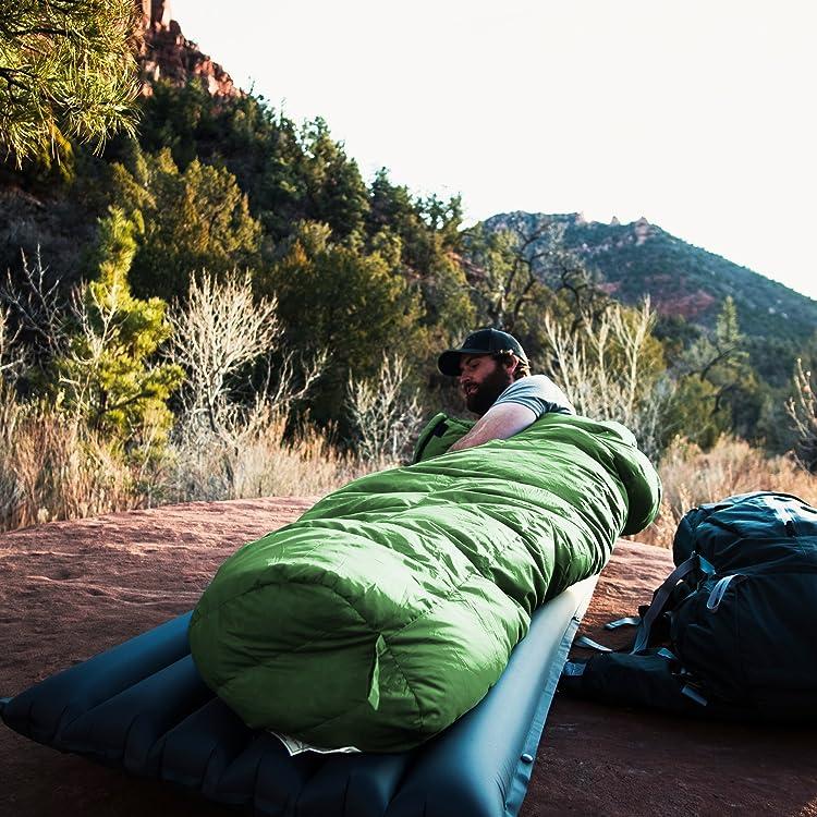Outdoor Vitals Summit 0°F Premium Down Sleeping Bag