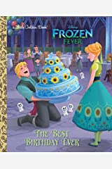 The Best Birthday Ever (Disney Frozen) (Little Golden Book) Kindle Edition