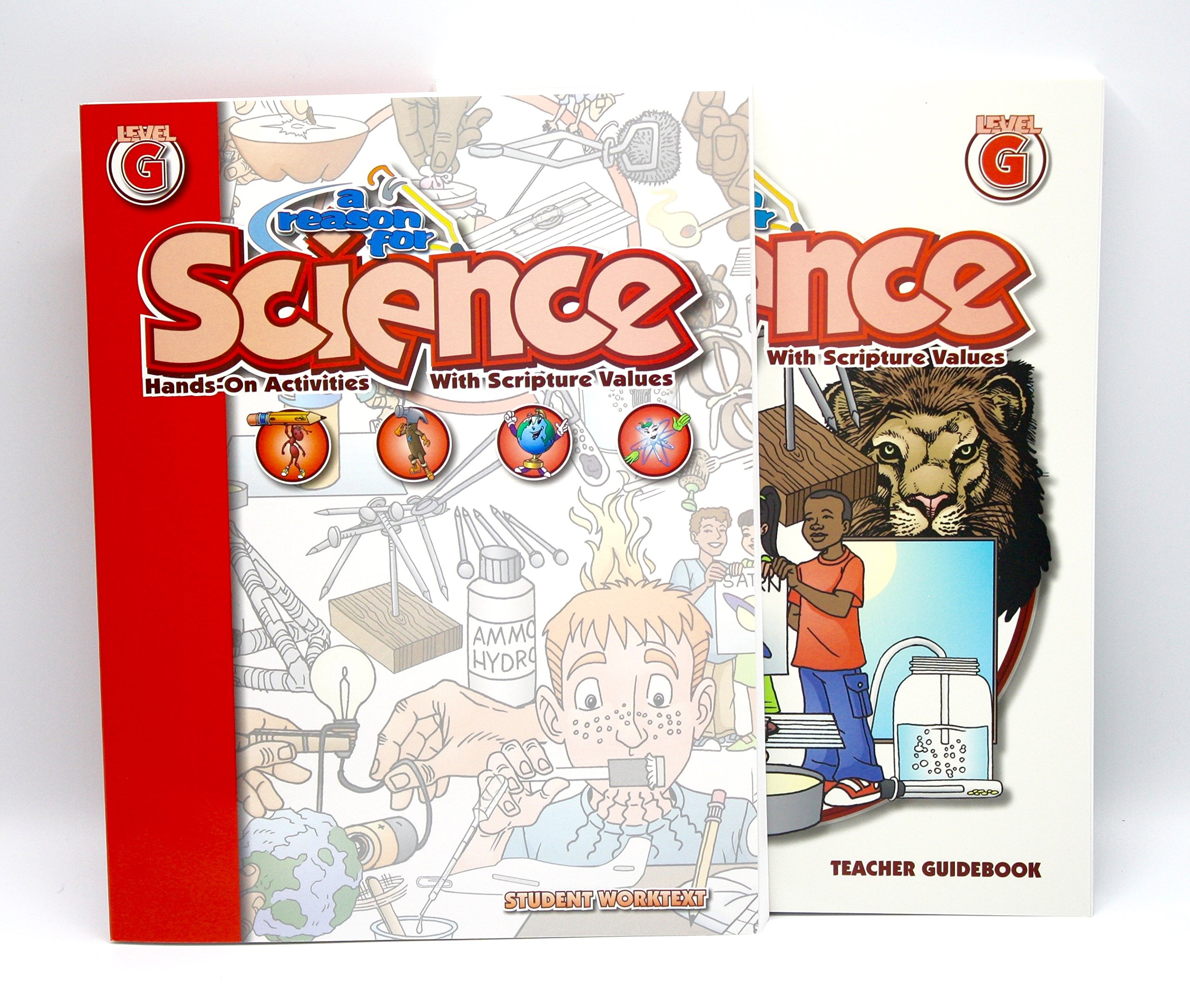 A Reason For Science Homeschool Pack Level G