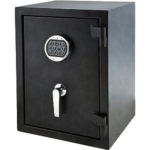 AmazonBasics Fire Resistant Box Safe