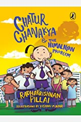 Chatur Chanakya And The Himalayan Problem Paperback